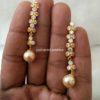 czs south sea pearl earrings