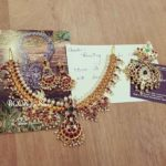 Gold Plated Silver Guttapusalu Mala from BCOS – Its Silver